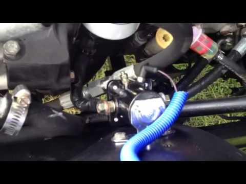 Jeep CJ7 Gets a Turbo Diesel Part 3