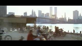 1990: The Bronx Warriors (1982) twin towers