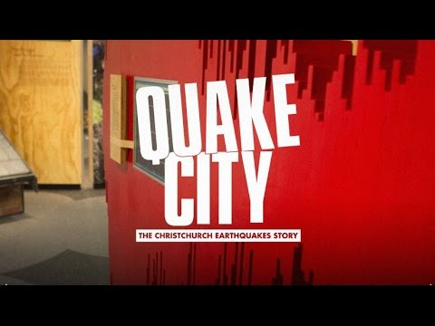 Quake City with Laura Hunter | Christchurch