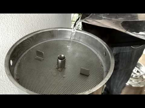 Grainfather - Sparge Slow Motion