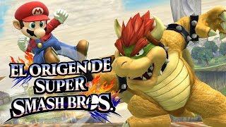 La historia de Smash Bros ¿Cómo se creó el videojuego?