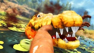 FAR CRY PRIMAL FAILS: BEST MOMENTS! (FCP Funny Moments Gameplay)
