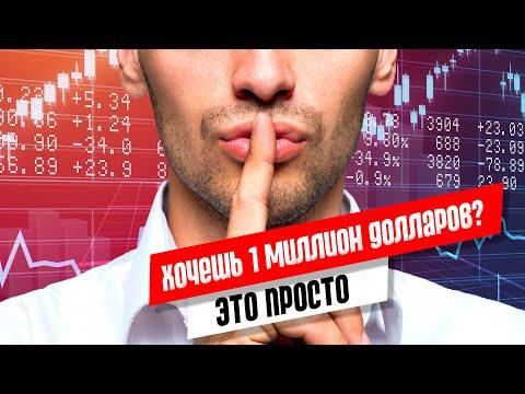 Сложный процент - секрет богатства / Как стать миллионером