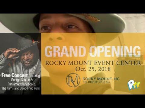 PTV - George Clinton Farewell Tour Rocky Mount NC Mp3