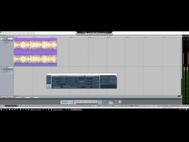 Samplitude/Sequoia Tempo Analyzer