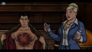 "Archer After Show Season 5 Episode 9 ""On the Carpet"" 