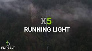 FlipBelt X5 Running Light
