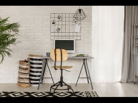 Home office ideas 7 tips Desk Ideas Home Office Design Tips Youtube Ideas Home Office Design Tips Youtube