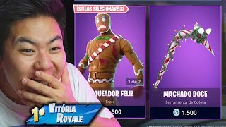 YOU WILL WANT TO BUY THESE SKINS AT CHRISTMAS!! | FORTNITE