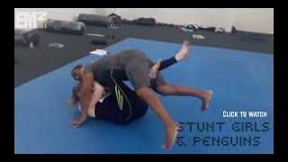 Stunt Girls & Penguins