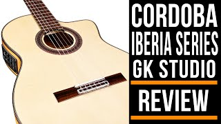 Cordoba Iberia Series GK Studio | Guitar Review