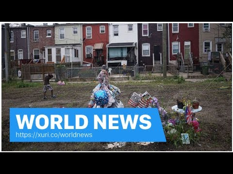 World News - Baltimore break the city record for the murders in 2017