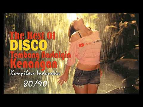 The Best Of Disco Tembang Kenangan Kompilasi Indonesia