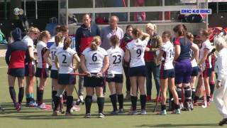 1. Feldhockey-Bundesliga Damen DHC vs. BHC 30.04.2017 Highlights