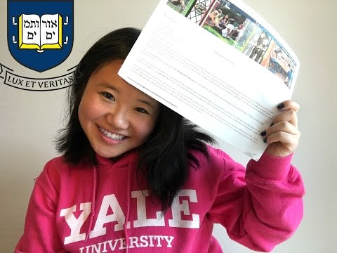 Yale University - Haul, Vlog, & Dorm Room Tour!