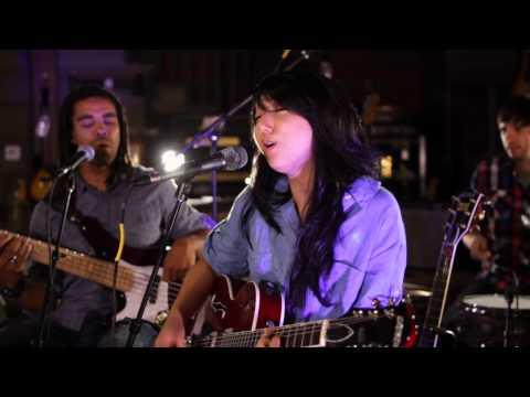 "Clara C ""Quesadilla"" At: Guitar Center"