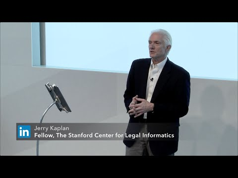 LinkedIn Speaker Series: Jerry Kaplan