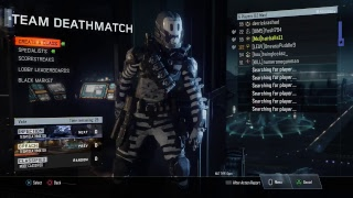 Black ops 3 with the homies come chat !!!!!!!!