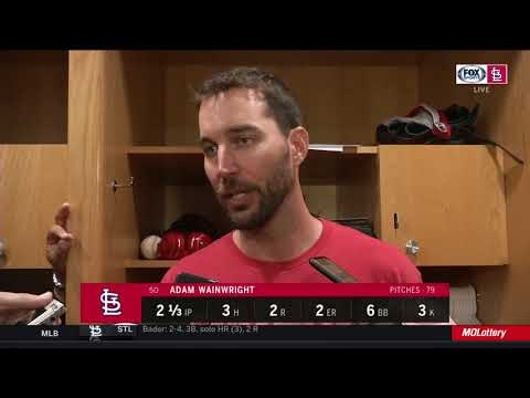 Adam Wainwright: Nagging elbow soreness is