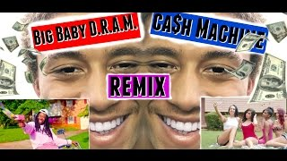 Big Baby D R A M Cash Machine Official Music Audio
