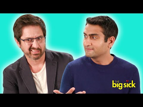 Kumail Nanjiani And Ray Romano Compliment Each Other // Presented By BuzzFeed & The Big Sick