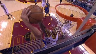 Steph Curry's Dunk Is Destroyed By Lebron James