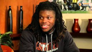 LHN Extra: Malik Jefferson on signing day [Feb. 7, 2016]