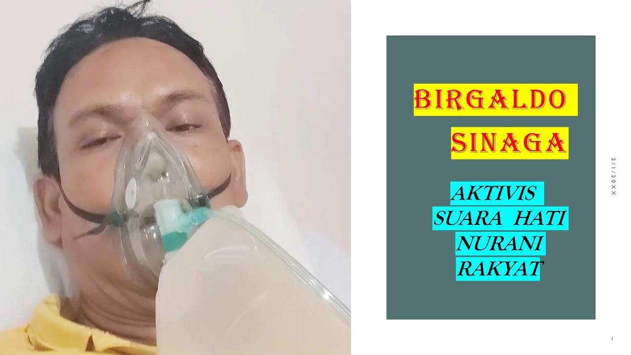 REST IN LOVE, Bung Birgaldo Sinaga!