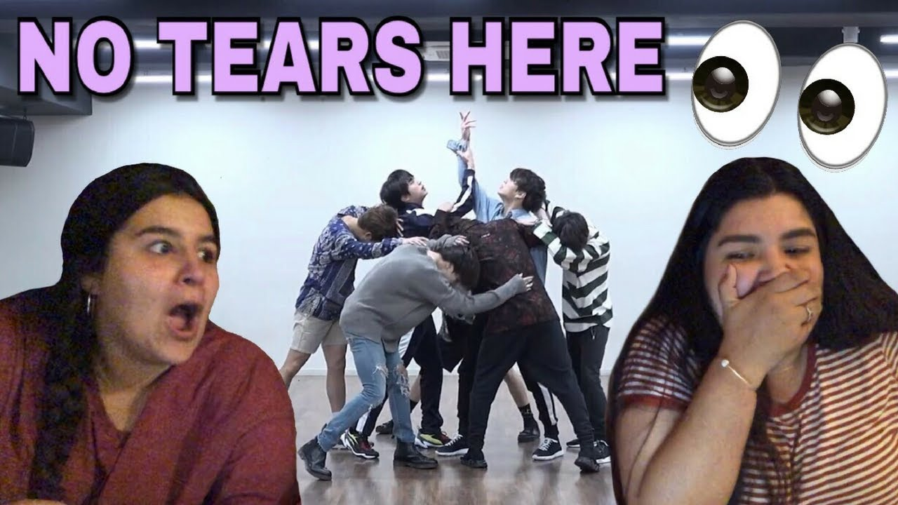 Bts Fake Love Dance Practice Reaction Kmreacts