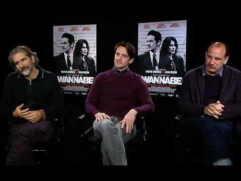 The Wannabe Q&A: Michael Imperioli, Vincent Piazza, and Nick Sandow P the Gangster Flick