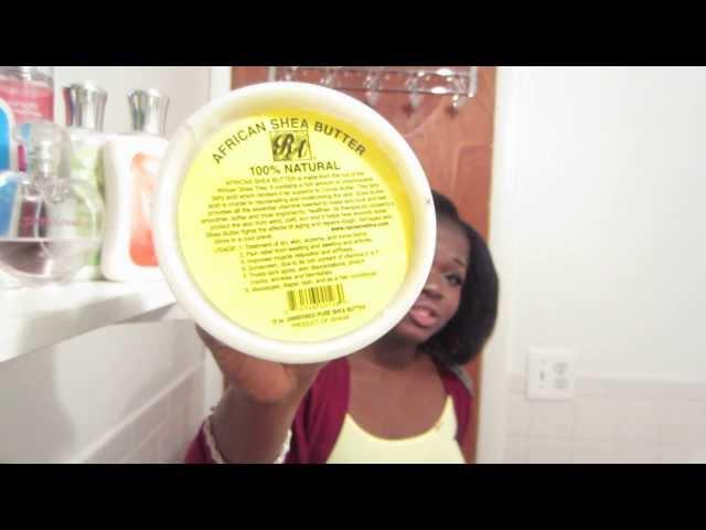 African Shea Butter :::Review:::