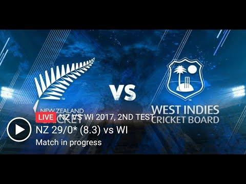 west indies vs new zealand 2nd test mach live stream by MixtureAmarjeet