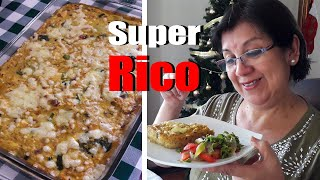 Cómo hacer un FÁCIL, económico y RICO BUDÍN de ZAPALLO ITALIANO!! //Fanny cocina