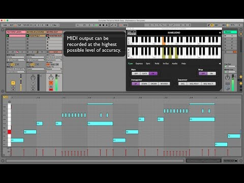 Kameleono VST/AU - Professional MIDI Multi-FX Plugin by MIDIMood