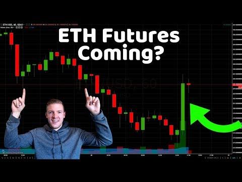 ETH Futures News Provide Slight Crypto Rally, Bitmain IPO