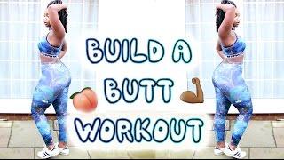 BUILD A BUTT WORKOUT | Scola Dondo