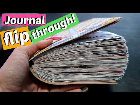FULL Journal Flip Through!!