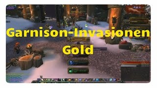 Warlords of Draenor: Garnison-Invasionen (Gold)