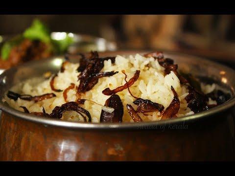 Neychoru (Ghee Rice) - A Malabar Delicacy