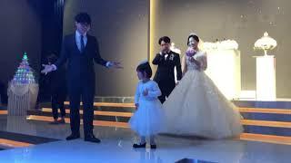 최고의 결혼 선물 5살 조카 고모 결혼축가/Maroon…