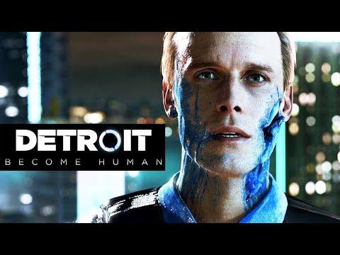 DETROIT BECOME HUMAN : QUEBRANDO AS LEIS DE ASIMOV !