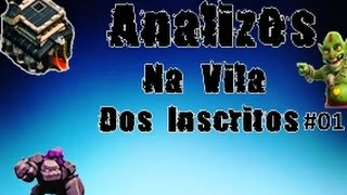 Clash Of Clans - Analizando Vila Dos Inscritos