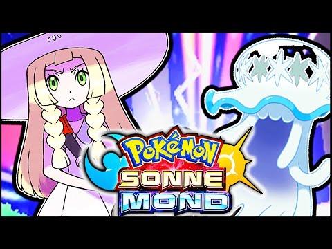 LILLY IST EINE ULTRABESTIE !  Pokémon Sonne Pokémon Mond