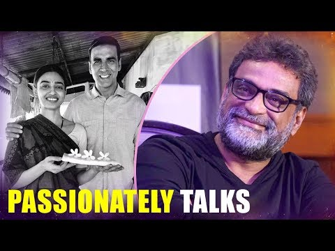 R Balki PASSIONATELY Talks About Padman, The Noble Cause, The Way Forward