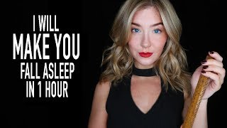 ASMR I Will Make You Fall Asleep In 1 Hour 😴