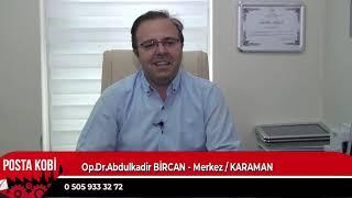 ŞİFALI DOKUNUŞ   Op Dr Abdulkadir BİRCAN