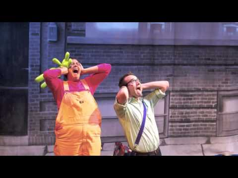 Emerald City Theatre's Knuffle Bunny: A Cautionary Musical