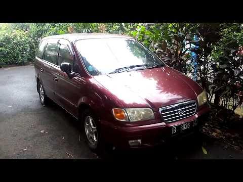 Review mobil bekas, hyundai trajet gls manual thn 2000
