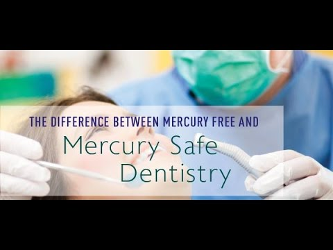 """The Difference between Mercury Free and Mercury Safe Dentistry"" ~ Mark Buzzatto"