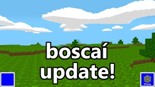 Boscaí update! New Clouds! Clear Water! Better Physics!
